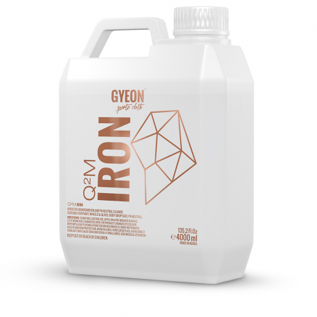 GYEON Q2M IRON, 4000ml
