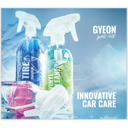GYEON Product catalogue, 2017