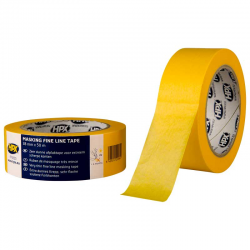 HPX Masking tape 4400 - orange 38mm x 50m