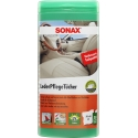 SONAX Leather Care Wipes, 25 pcs.