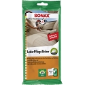 SONAX Leather Care Wipes (10 pcs.)
