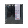 SX Polish wipes, black, 3 pieces, 400 gsm, 40x40 cm