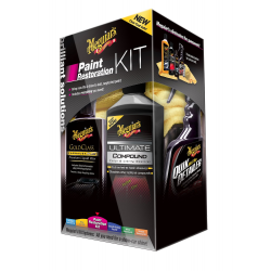 MEGUIAR'S ULTIMATE Brilliant Solutions Paint Restoration Kit