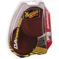 MEGUIAR'S D/A Power System Cutting Pad Pack