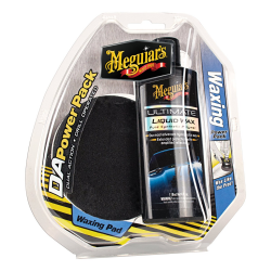 MEGUIAR'S D/A Power System Ult Wax Pack