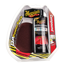 MEGUIAR'S D/A Power System Ult. Compound Pack