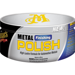 MEGUIAR'S Finishing Metal Polish