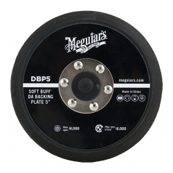 "MEGUIAR'S 5"" Backing Plate"