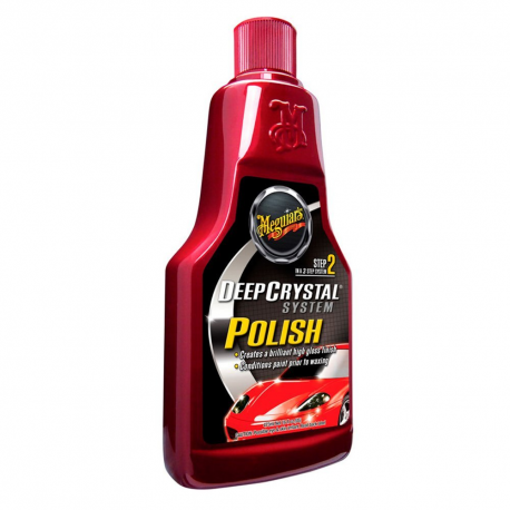 MEGUIAR'S Deep Crystal Step 2 Polish