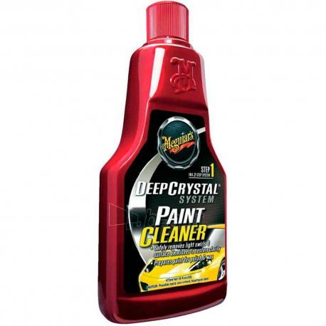 Deep Crystal Step 1 Paint Cleaner