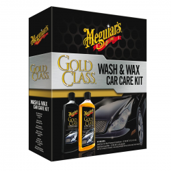 MEGUIAR'S Gold Class Wash & Wax Kit